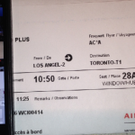 Social Media profile as ID for air travel?