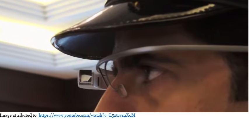 Dubai Cops Google Glass 3