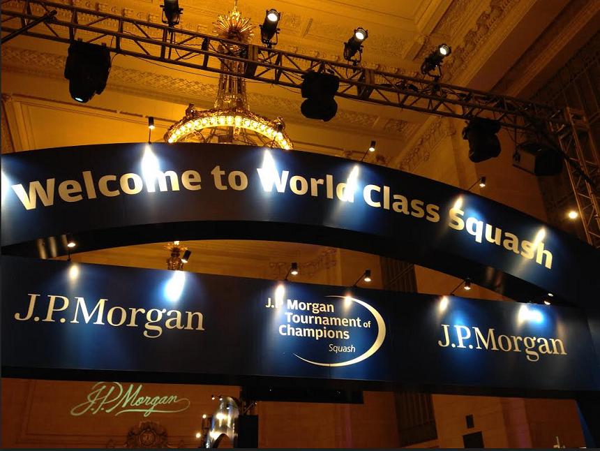 JP Morgan Tournament of Champions