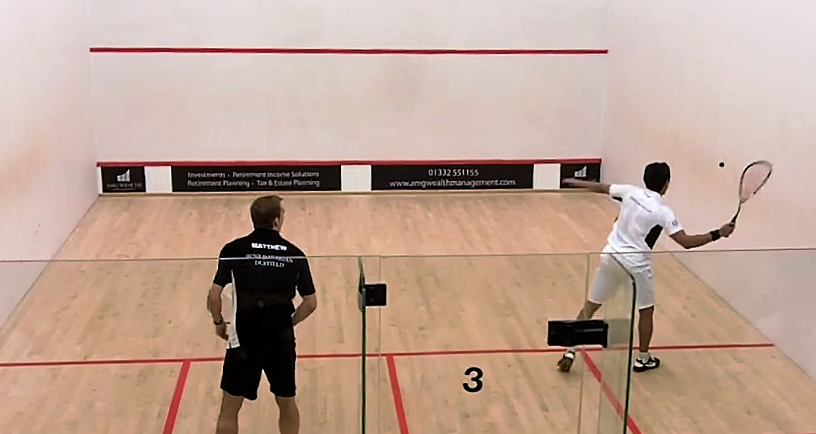 Squash Strategy