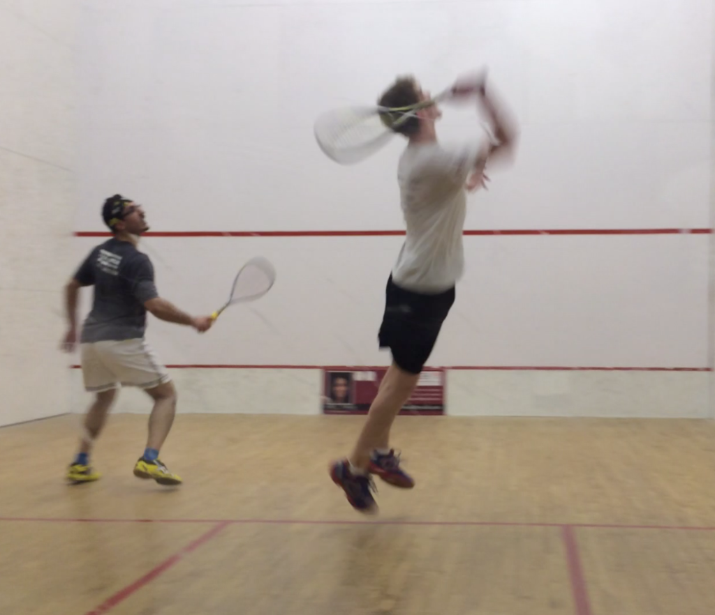 Squash Club Championship