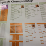 What's your ranking? And, other dynamics of a squash club championship…